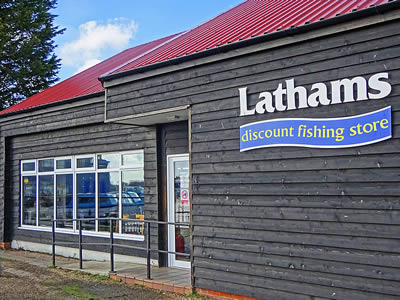 Lathams Discount Fishing Store