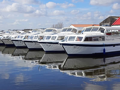 Hire Boats Potter Heigham