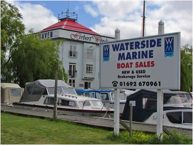 Waterside Marine