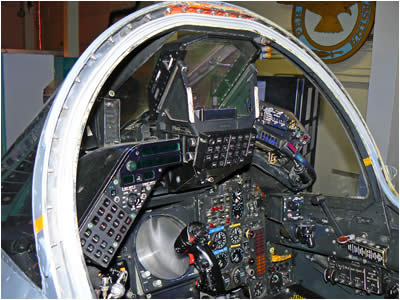 Jaguar Cockpit