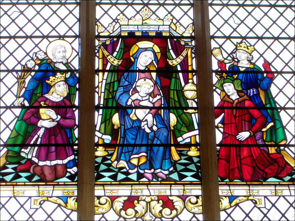 Top norfolk stained glass windows