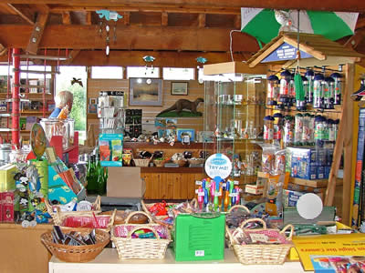 Nature Reserve Shop