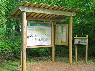 Nature Reserve Sign