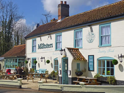 The Malsters Pub