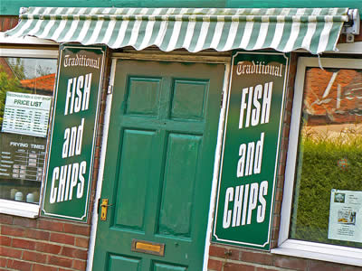 Reedham Chip Shop