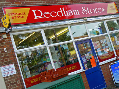 Reedham Grocery Store