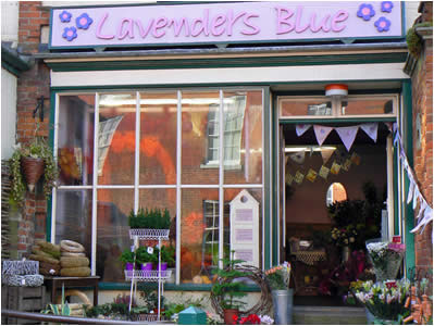 Lavenders Blue Shop Reepham