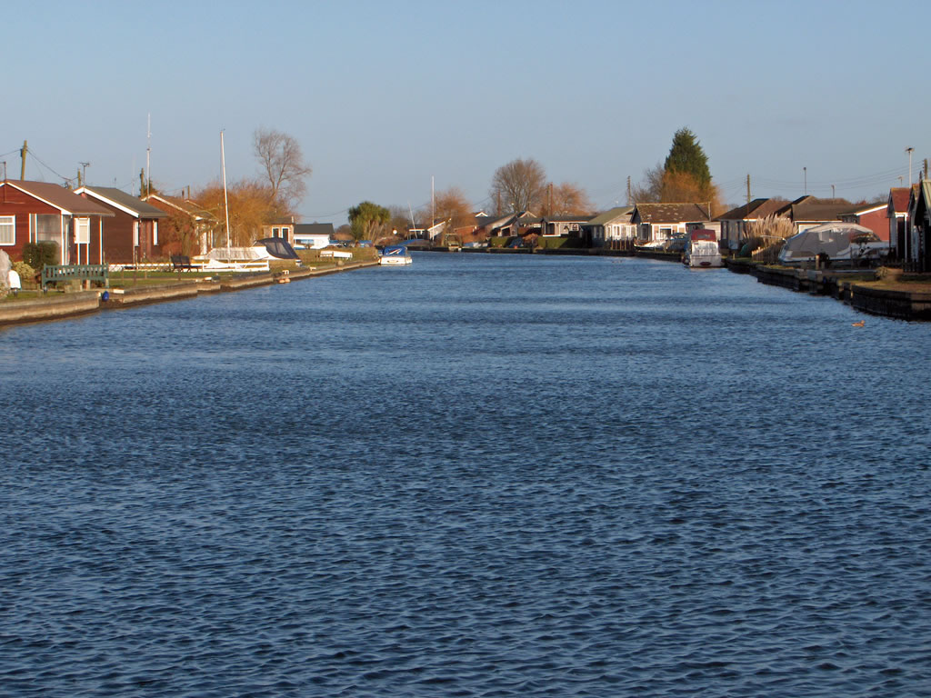 Thurne Norfolk Broads Including Repps With Bastwick