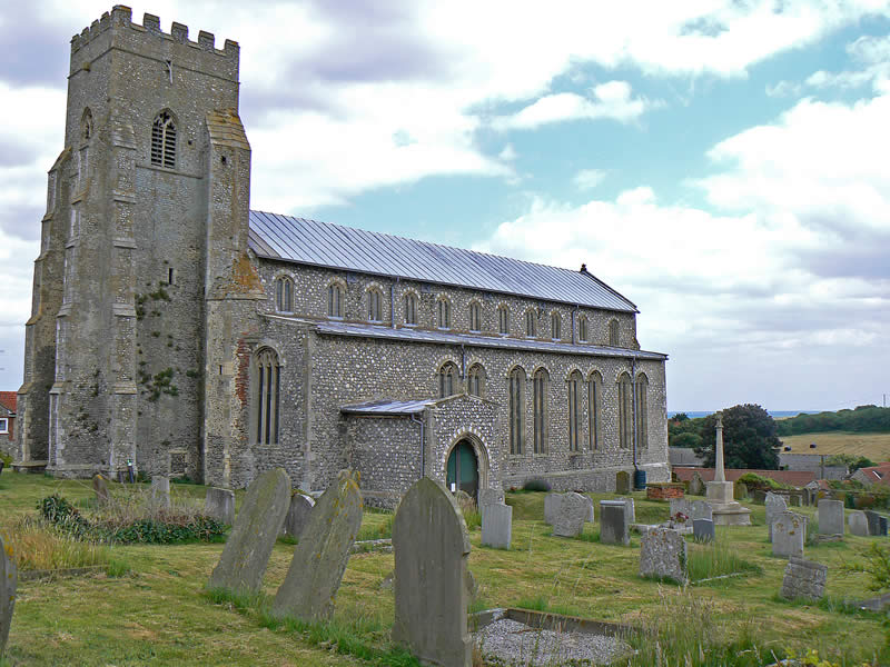 Salthouse Church