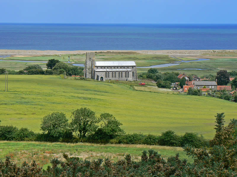 Salthouse Church View