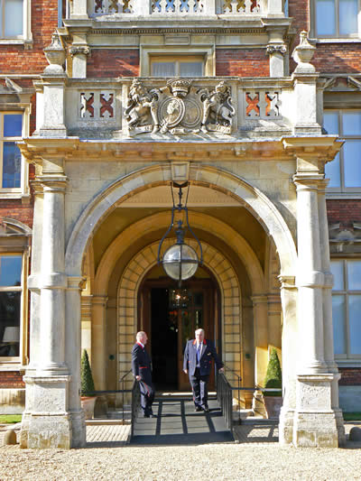 Sandringham Doorway