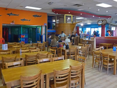 Sealife Cafe