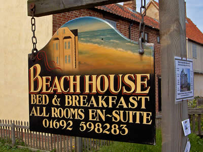 Sea Palling Bed Breakfast