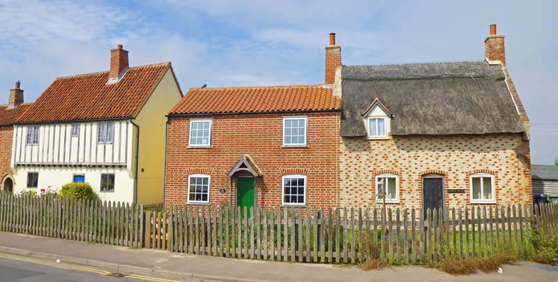 Sea Palling Cottages