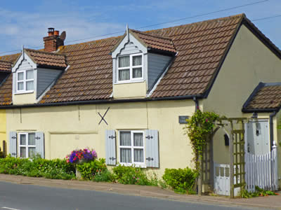 Sea Palling Cottage