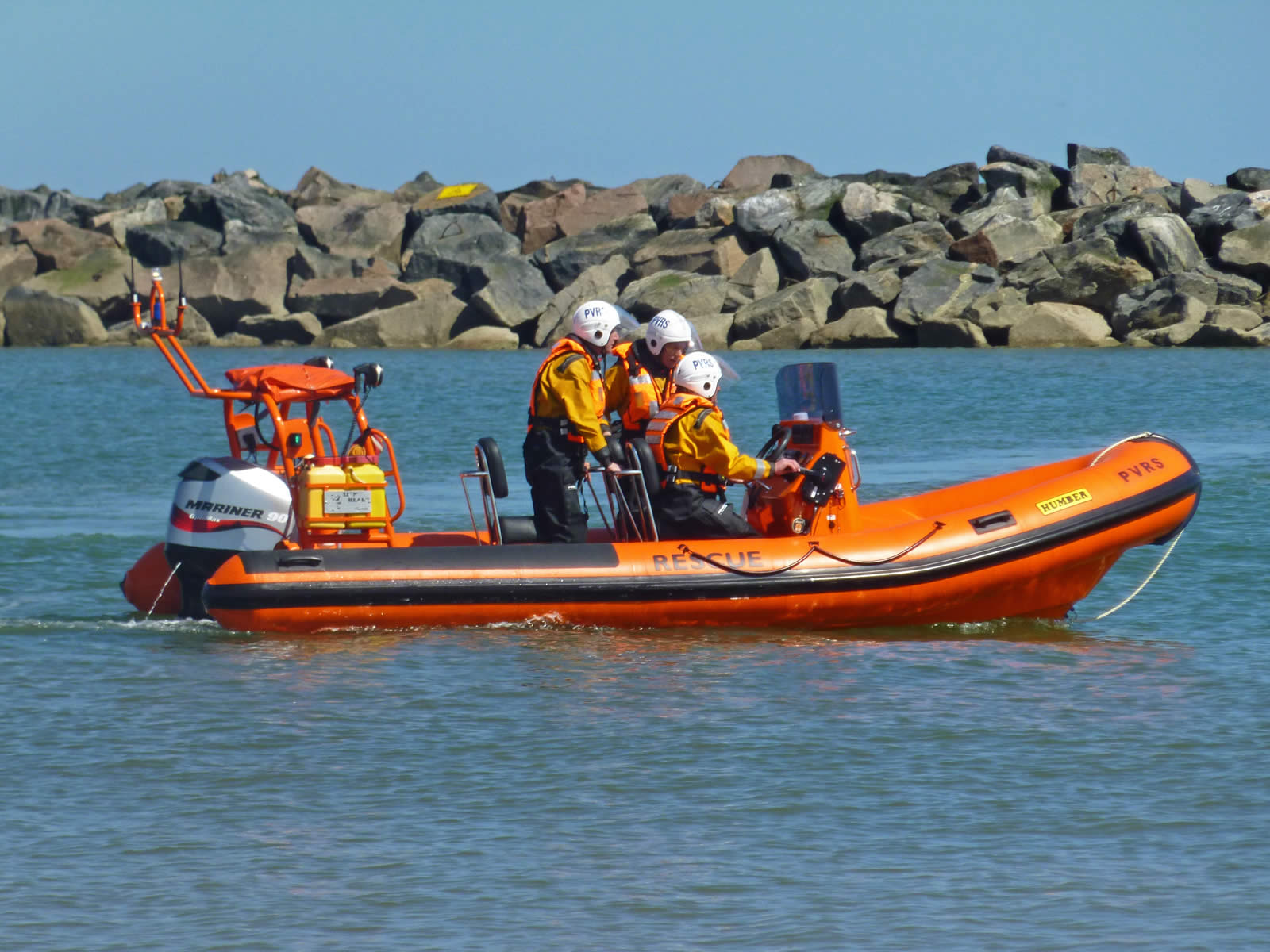Sea Palling Lifeboat