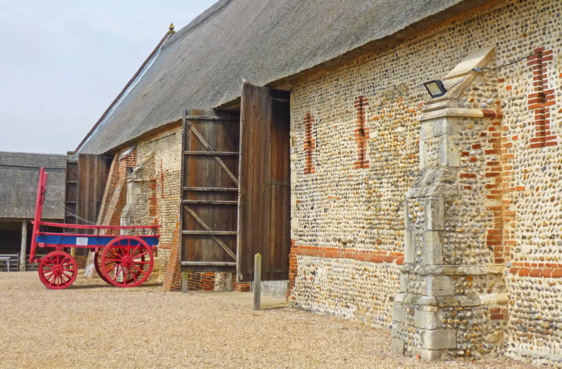 Waxham Barn