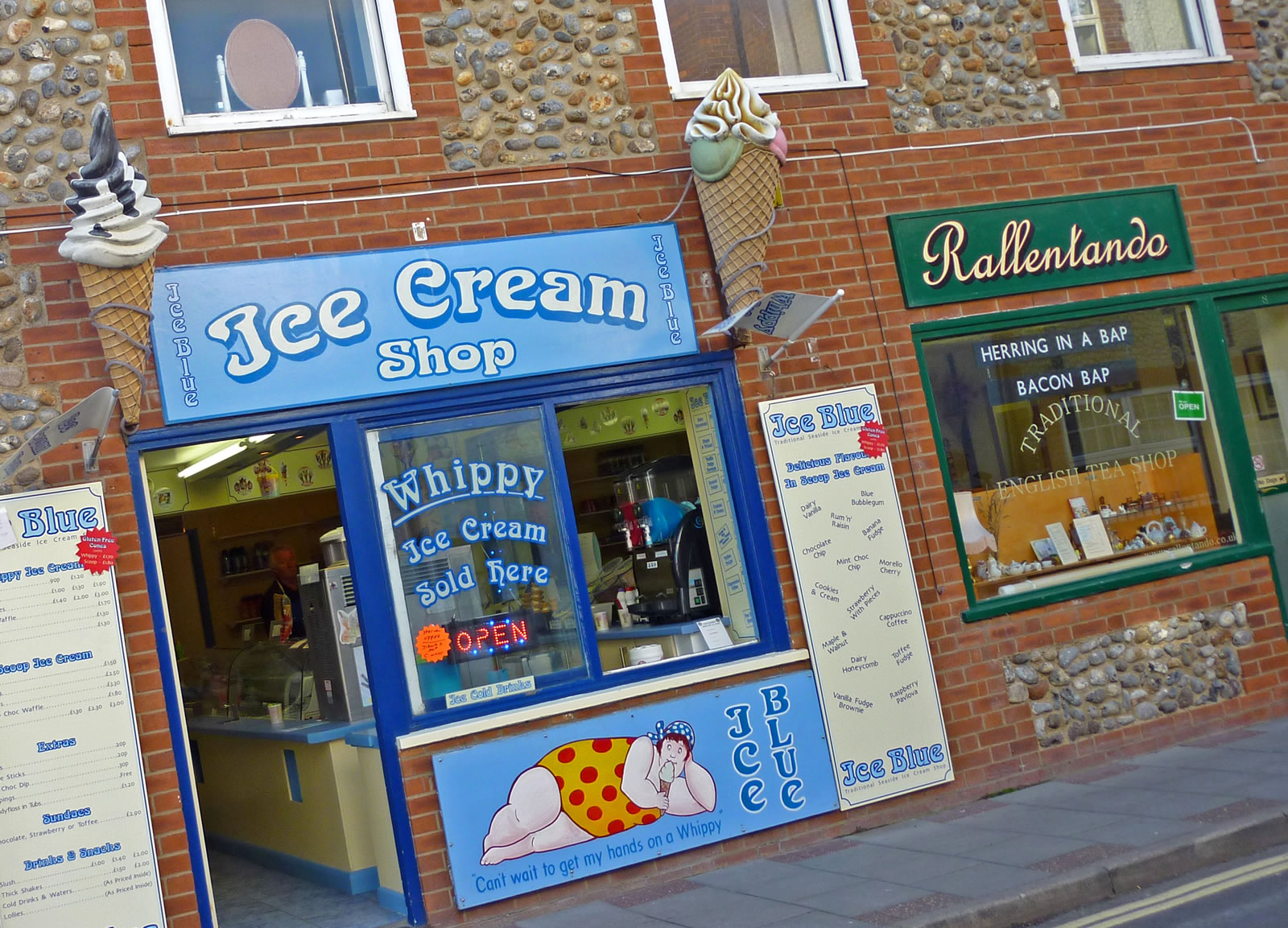 Italian Restaurants Sheringham
