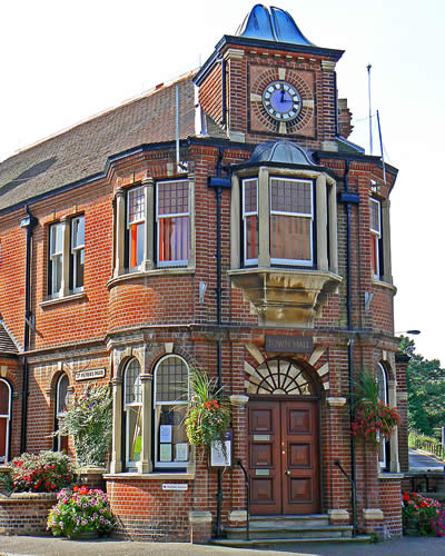 Sheringham Town Hall