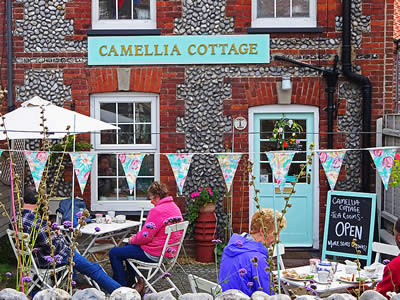 Camelia Cottage Tea Room