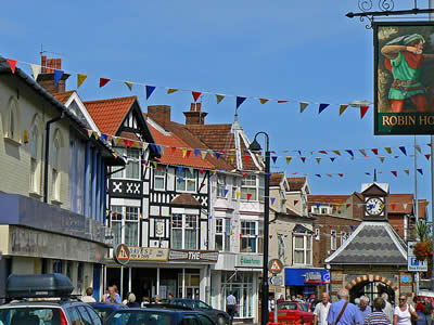Sheringham Norfolk Tourist Information Guide