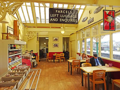 Sheringham Station Cafe