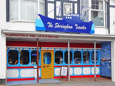 Sheringham Trawler Fish and Chip Restaurant