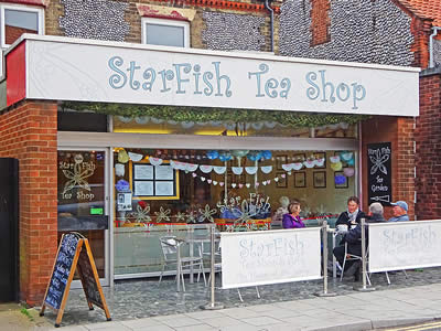 Starfish Teashop