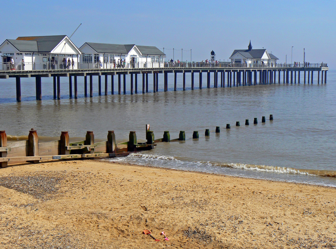Southwold Pier by Irina T - Digital Photographer