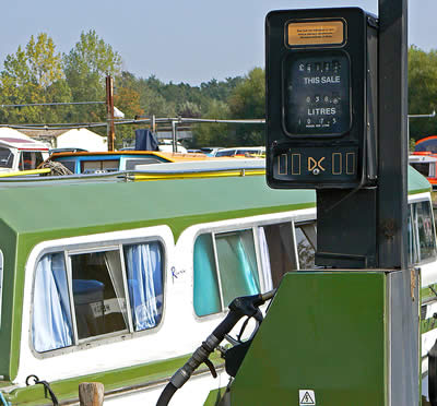 Boat Fuel Pump