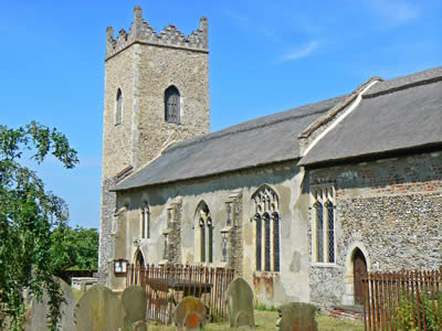 Thurne Church