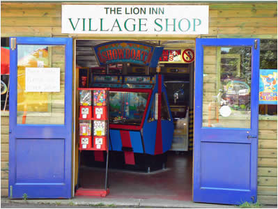 The Lion Inn Shop