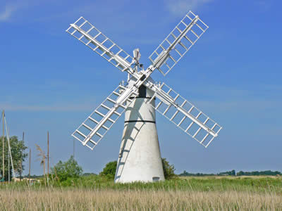 Norfolk Broads Mill