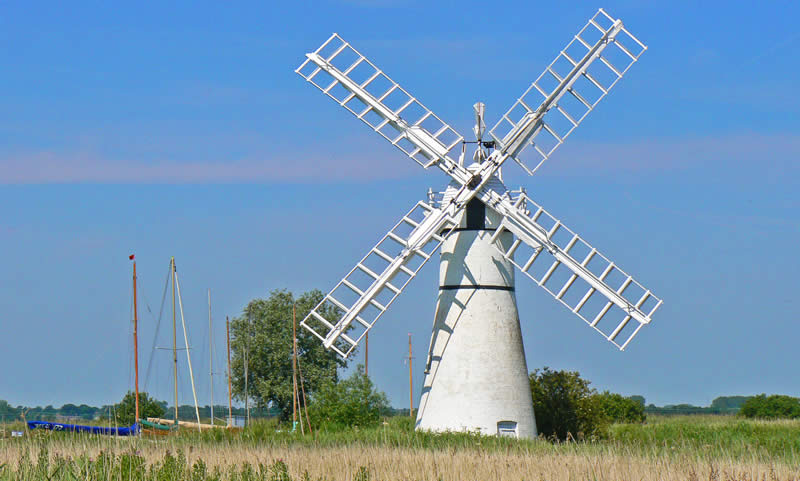 Thurne Dyke Mill