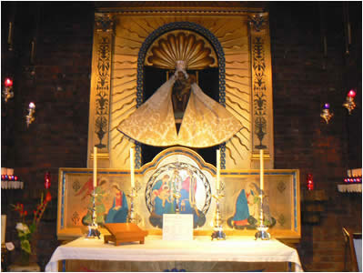 Grand Annunciation Altar