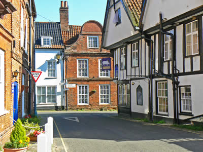 Little Walsingham Streets