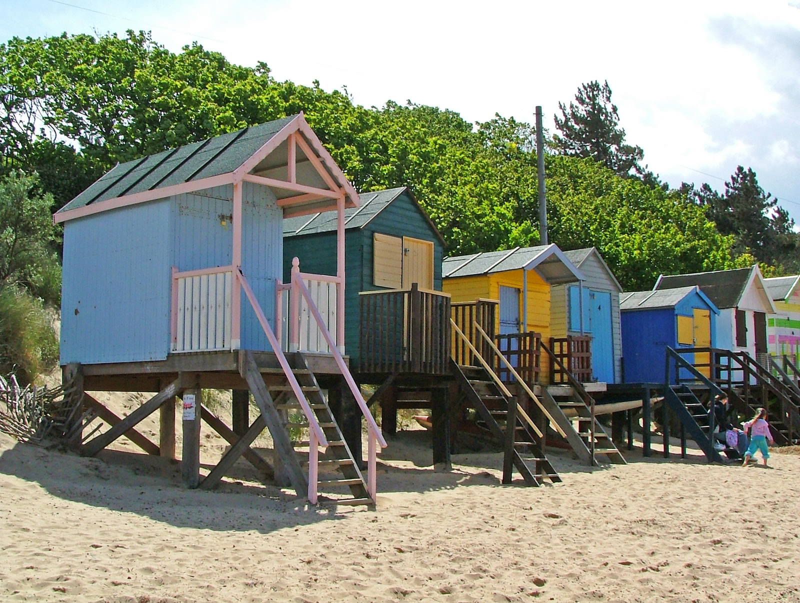 Wells Next The Sea Beach Huts For Hire