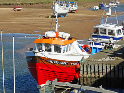 Wells Fishing Boats