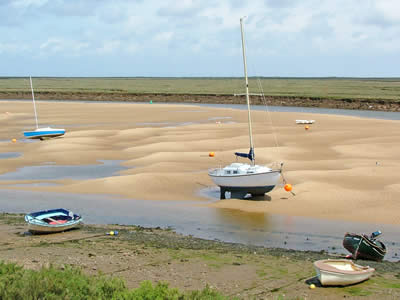Wells Low Tide