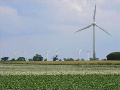 West Somerton Windfarm