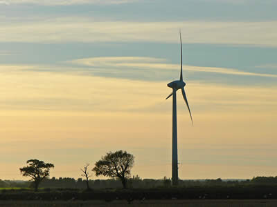 Blood Hill Windfarm