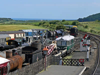 Norfolk Coast Railway