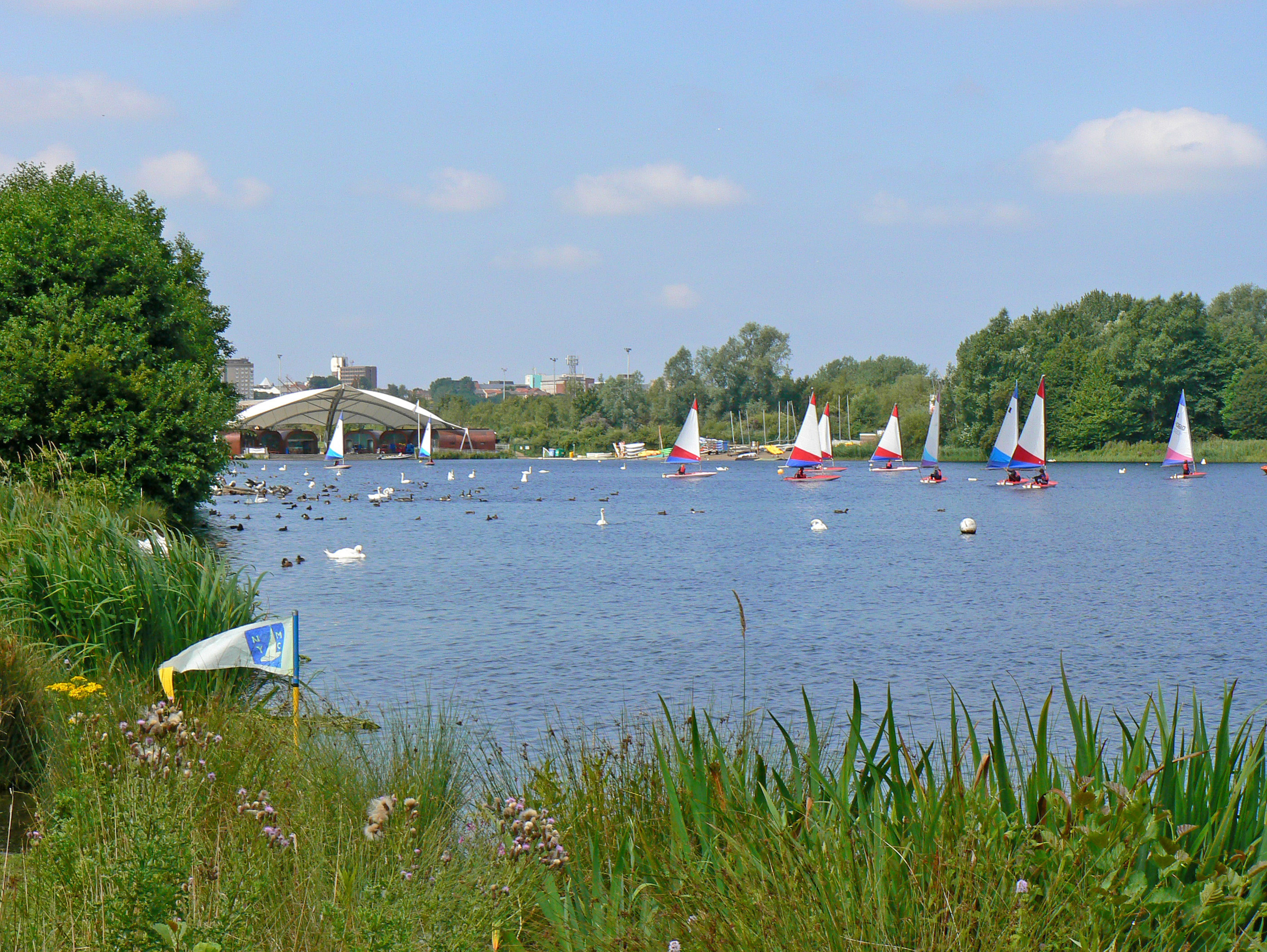 Whitlingham Broad Car Park