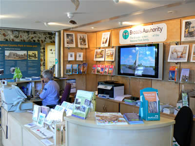 Broads Authority Information Centre