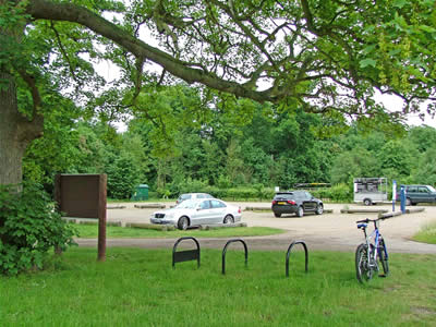 Whitlingham Car Park