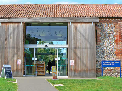 Whitlingham Vistors Centre
