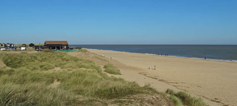 Winterton on Sea Beach