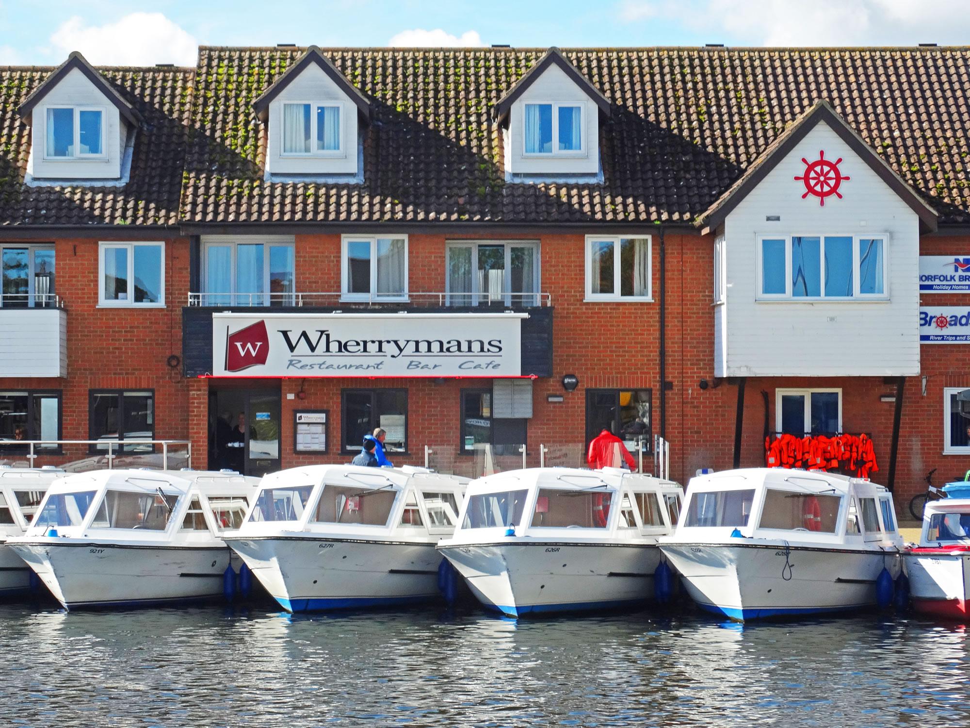 Pubs Restaurants In Wroxham