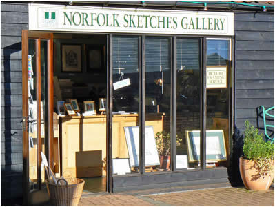 Norfolk Sketches Gallery