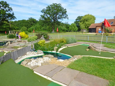 18th Hole Mini-Golf